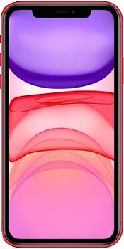 Apple iPhone 11 64GB Red - фото 4552